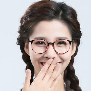 Metal-TR90-Light-Fashion-Leopard-Optical-Eyeglasses-Myopia-Round-Glasses-Frame