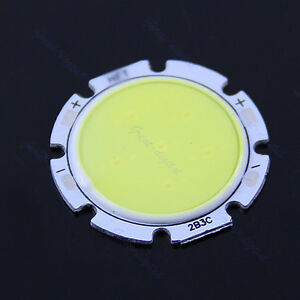 Pure-White-Runde-COB-Super-Bright-LED-SMD-Chip-Licht-Lampe-6000-6500K-3W