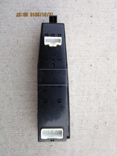04-06 KIA AMANTI 3.5L V6 MPI DRIVER LEFT SIDE MASTER POWER WINDOW SWITCH BLACK
