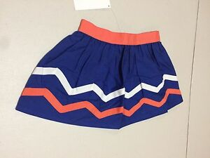 Nwt Gymboree Chevrons And Dots Skirt Girls Toddler Girls 12-18,18-24,2t,3t,4t,5t Baby & Toddler Clothing