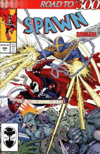 Image Comics 2019 Spawn #299 Main Cover A NM Unread