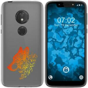 Case-for-Motorola-Moto-G7-Play-Silicone-Case-floral-M3-2-protective-foils