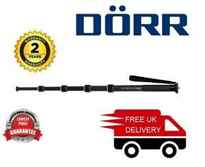 Dorr-Racer-CR-1500-5-Section-Carbon-Fibre-Monopod-380371-UK-Stock