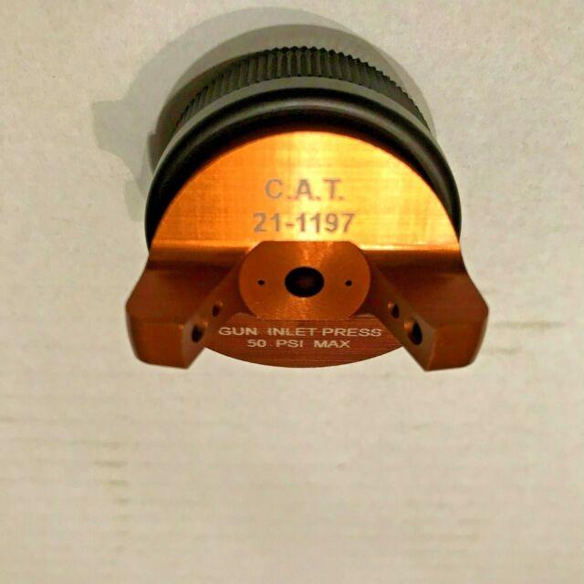 TECHNOLOGIES # 21-1197 HVLP AIR CAP BINKS REPACEMENT FOR 97AP = C.A