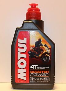 motul scooter power 4 takt motor l roller l 1l sae10w30. Black Bedroom Furniture Sets. Home Design Ideas