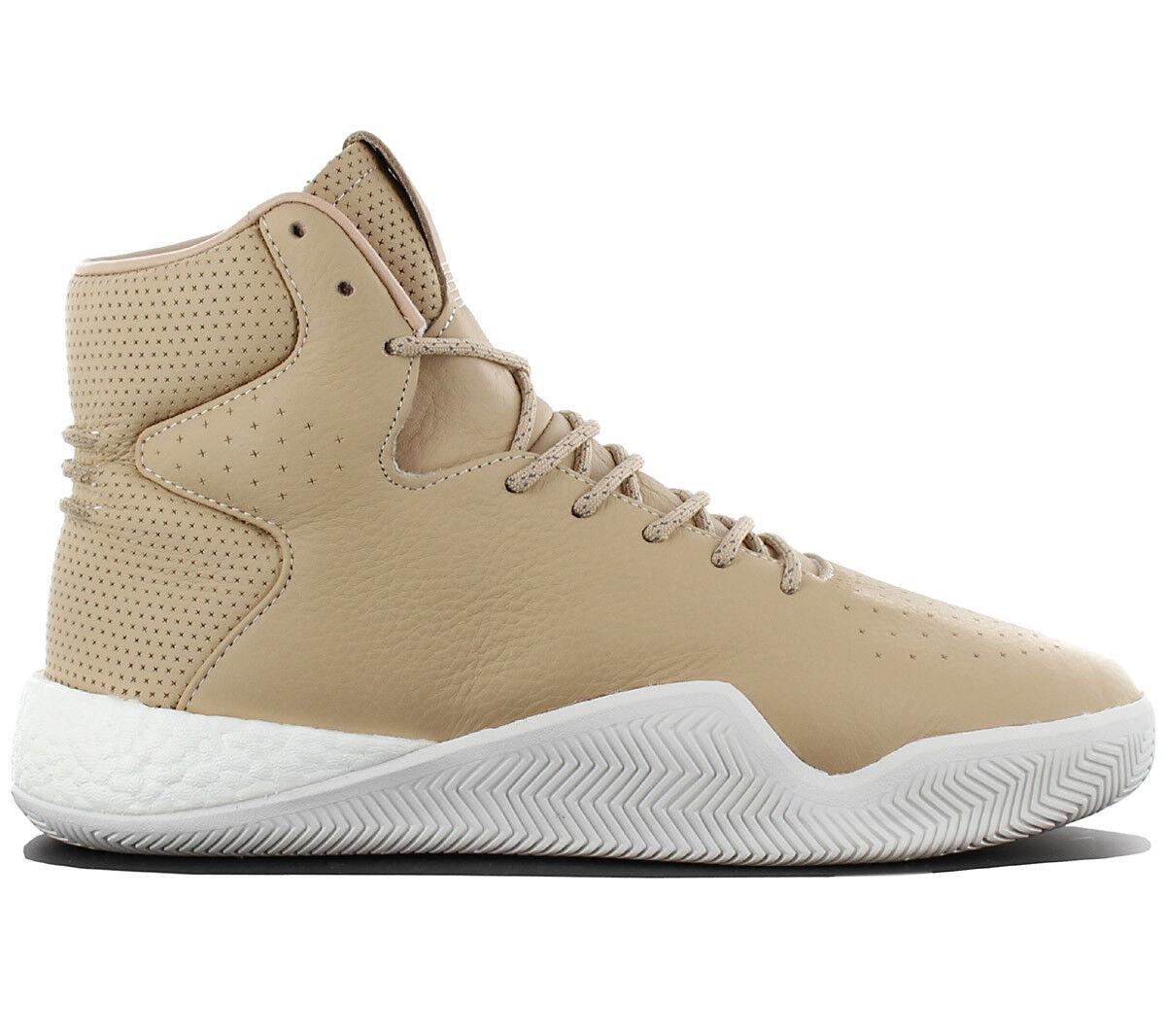 adidas originaux tubulaire hommes en en en cuir chaussures chaussures instinct stimuler beige 9152f4