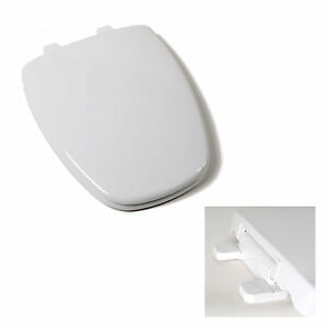 Tremendous Details About Deluxe Plastic Square Slow Close White Elongated Toilet Seat For Eljer Toilets Andrewgaddart Wooden Chair Designs For Living Room Andrewgaddartcom