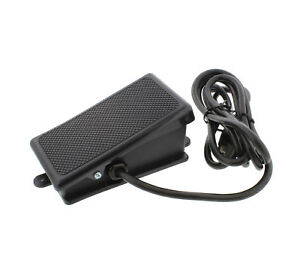 DCT Foot Operated On Off Foot Pedal Switch - 115V 15A Foot Pedal Control Switch