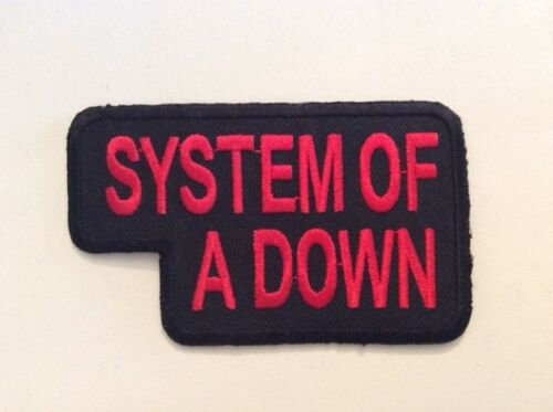 M549 PATCH ECUSSON SYSTEM OF A DOWN 7 8 CM