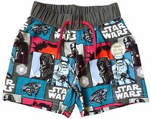 scarpe sportive 7511a 32d39 Dettagli su Ragazzi Bambini Star Wars Swim Shorts Da Bagno Costumi Da Bagno  Età 12 MESI a 8Yrs- mostra il titolo originale