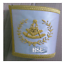 MASONIC GRAND PAST MASTER CUFF/'S FULLY HAND EMBROIDERED WHITE SILK-HSE