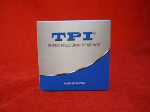 TPI Precision Bearing 15° 7018CG//GNP4X