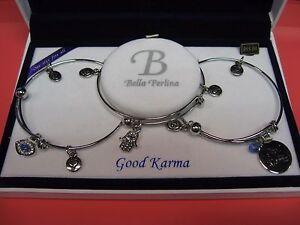 Bangle Silver Charm Bracelets