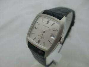 NOS-NEW-SWISS-MADE-AUTOMATIC-WOMEN-039-S-JUVENIA-WATCH-1960-039-S-WITH-DATE