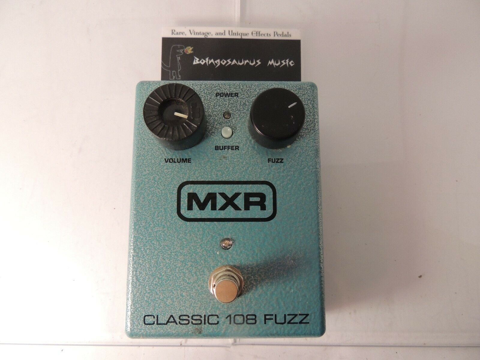 MXR M173 CLASSIC 108 FUZZ EFFECTS PEDAL FREE USA SHIPPING