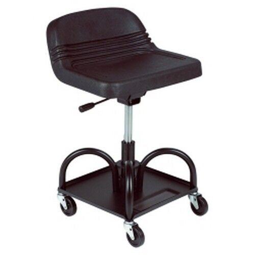 Whiteside Manufacturing HRAS Adjustable Height Mechanic/'s Seat