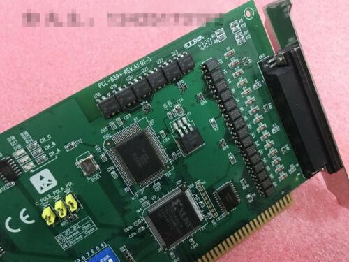 Advantech Stepper Electromechanical Control Card PCL-839 REV.A1 Data Acquisitio