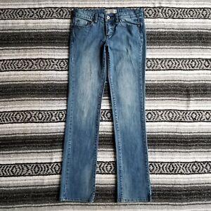 jambe Stretch d Shoes jeans Dc Jean droite 26 Sz nW6X8q8TAS