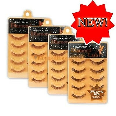 Sho-Bi Diamond Lash Nudy Couture Series - Authentic from Japan
