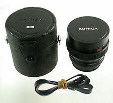 Konica Hexanon UC AR 2,8/15 15 15mm f2, 8 2,8 Fisheye adaptable a7 EOS TOP!