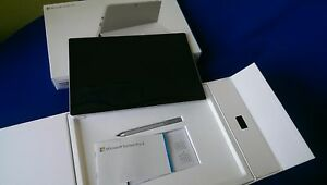 Microsoft Surface Pro 4 Intel i5 128GB SSD 4GB RAM Full box with warranty - <span itemprop=availableAtOrFrom>WATFORD, Hertfordshire, United Kingdom</span> - Returns accepted Most purchases from business sellers are protected by the Consumer Contract Regulations 2013 which give you the right to cancel the purchase within 14 days - WATFORD, Hertfordshire, United Kingdom