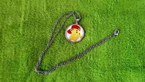 Ehrgeizig Pokemon Pikachu Kette Chain Schmuck Jewellery Bereitstellung Von Annehmlichkeiten FüR Die Menschen; Das Leben FüR Die BevöLkerung Einfacher Machen Pc- & Videospiele