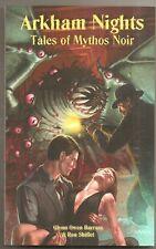 GLYNN OWEN BARRASS & RON SHIFLET. Arkham Nights. Cthulhu Mythos. Robert M. Price
