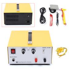 80a Laser Electric Pulse Spot Welder Jewelry Welding Machine Ac110v60hz