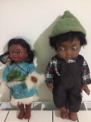 Ambizioso Bambole Vintage