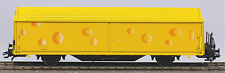 Marklin HO #84735 Hbis SBB Swiss Cheese Limited Run Boxcar, New Old Stock, Rare