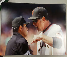 BRUCE BOCHY San Francisco Giants Glossy 16X20 Photo Poster