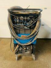 New Listingmiller Syncrowave 250 Cc Acdc Welding Power Source Welder W Gun Pedal Amp Cooler