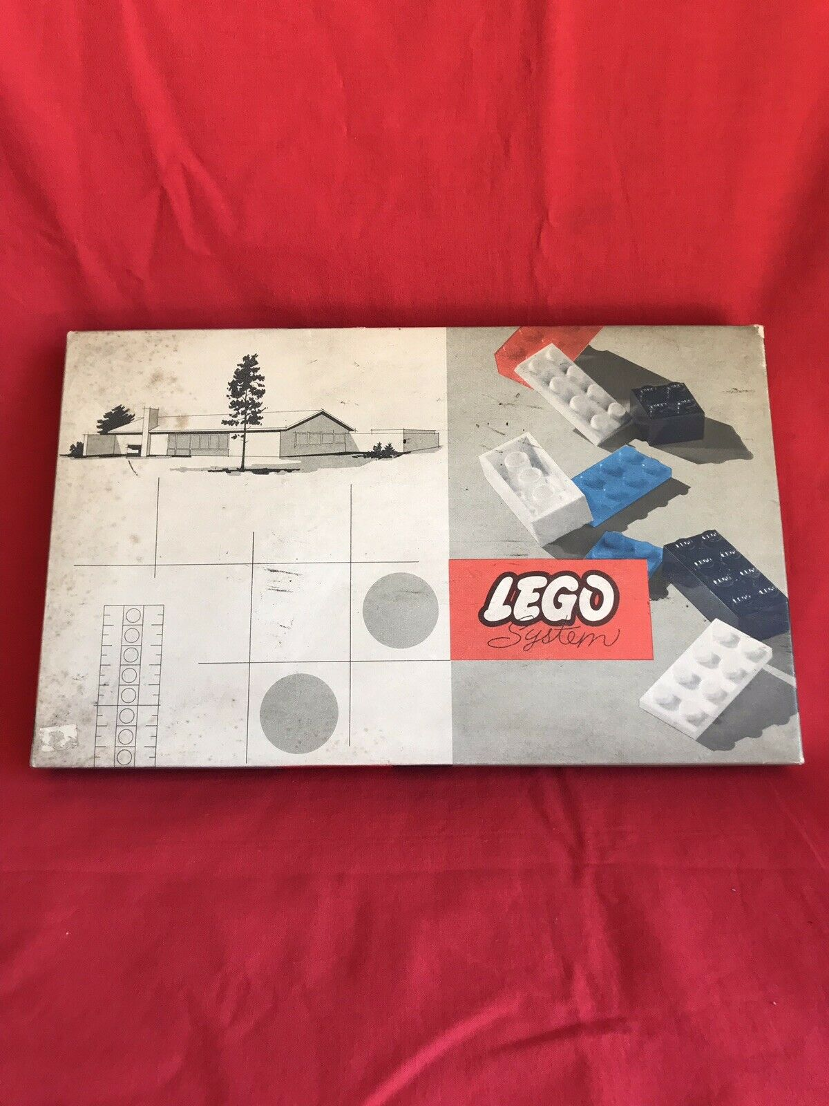 i nuovi marchi outlet online LEGO Legole Legole Legole Vintage 752  {Hobby e modello scatola} nuovo 1963  negozio outlet