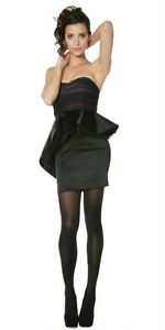 9727aa4b98c34 Alice + Olivia VIVI Peplum Bustier Strapless Dress 4 US / 8 UK $484 ...