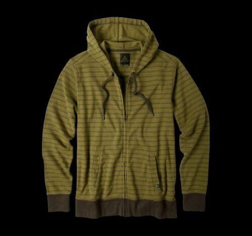Prana Lunar Full zip Men /'s veste capuche pour homme