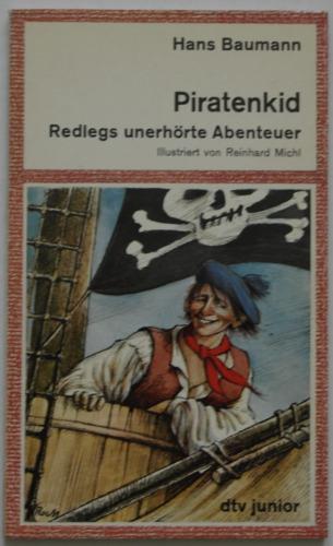 1 von 1 - Hans Baumann - Piratenkid