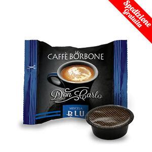 100-CAPSULE-CAFFE-039-BORBONE-MISCELA-BLU-DON-CARLO-A-MODO-MIO-OR