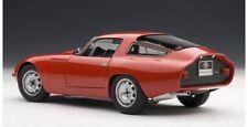 1/18 AUTOART 1963 Alfa Romeo Giulia TZ (red)   ITEM:70196