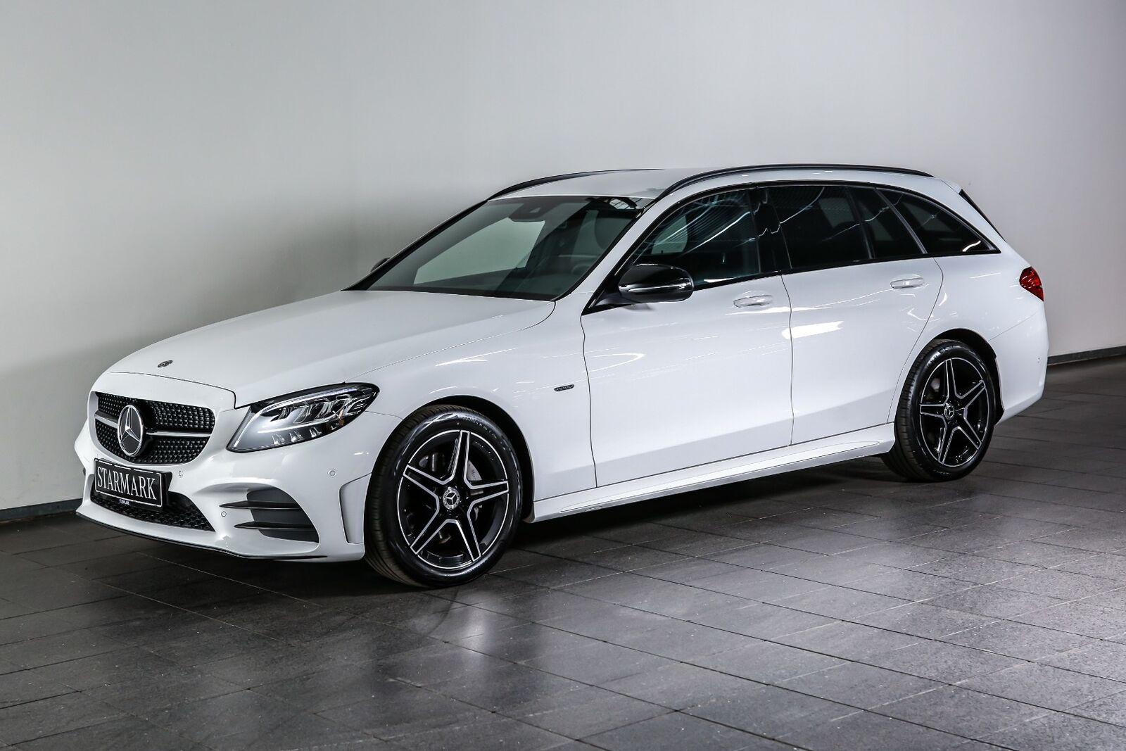 Mercedes-Benz C200 1,5 AMG Line stc. aut.