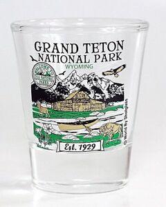 GRAND-TETON-WYOMING-NATIONAL-PARK-SERIES-COLLECTION-SHOT-GLASS