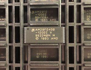 5PCS Manu:AMD AM29F040B-90EC Encapsulation:TSOP,4 Megabit CMOS 5.0 512K x 8-Bit