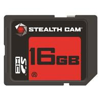 Stealth Cam Class 10 - - (STC-16GB) Memory Cards
