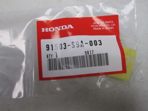 Door Moulding Clip Honda CRV Genuine Honda Part P//N 91503S9A003