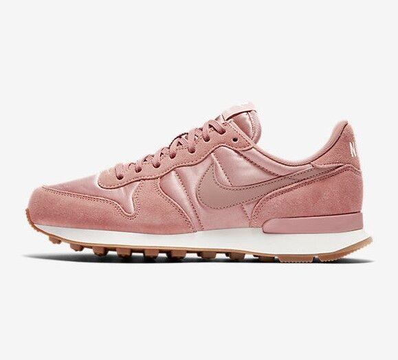 Womens Nike Internationalist - Stardust Red / Pink - 828407 610 - Uk 6, 7