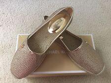 Size 9 Women Michael Kors Kendrick Slip On Espadrille Flats Shoes