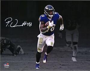 Autographed Patrick Queen Ravens 11x14 Photo Fanatics Authentic COA