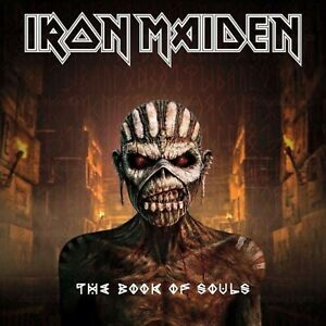 Iron Maiden The Book Of Souls Banner Huge 4x4 Ft Tapestry Fabric Poster Flag Art Ebay