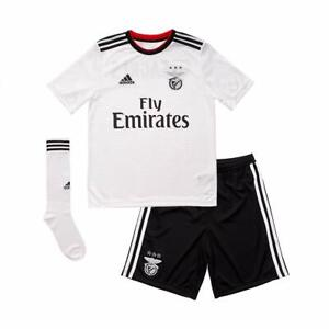 new concept 100f3 28222 Details about NEW SLB Sport Lisboa e Benfica - Portugal 2018/2019 Away  Jersey White