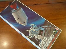 1969 Revell Apollo Spacecraft  1/96 Scale // H-1836-150
