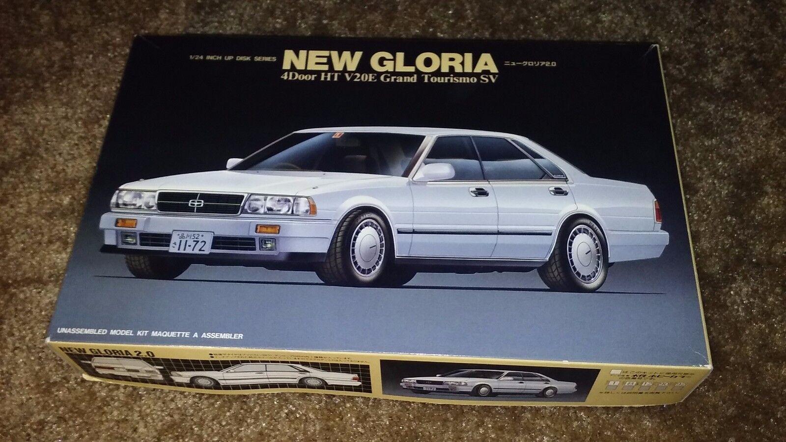 1   24 fujimi neue gloria   138 kit sehr selten